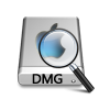 open dmg file content