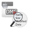 explore dmg file contents