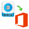 mbox to MS office 365 migrator