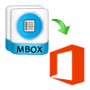 move different mbox files