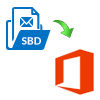 add SBD to O365