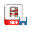 save mdf files locally