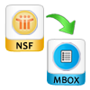 migrate lotus notes email to Thunderbird