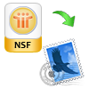 nsf to apple mail
