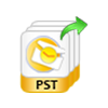 transfer multiple pst files into pdf
