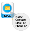 emails in msg format to pdf