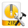 fix corrupt zip file