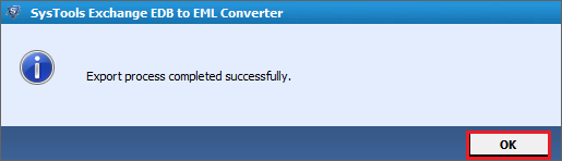 EDB file to EMl Conversion